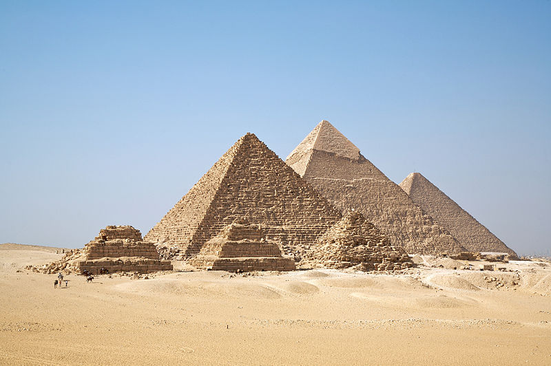 Keith visited Egypt.. did he see the pyramids? Image by: Ricardo Liberato