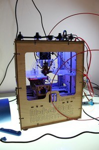 3D printer by Meneksedia for Wikimedia