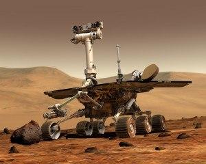 Mars Rover | Image: NASA/JPL/Cornell University, Maas Digital LLC